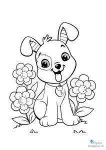 Dibujos Para Pintar Y Colorear Faciles Mas De 100 Pequeocio Hojas Para Colorear De Ninos Paginas Para Colorear De Animales Paginas Para Colorear