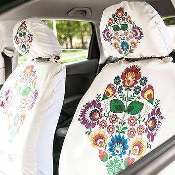 Boho Car Seat Covers