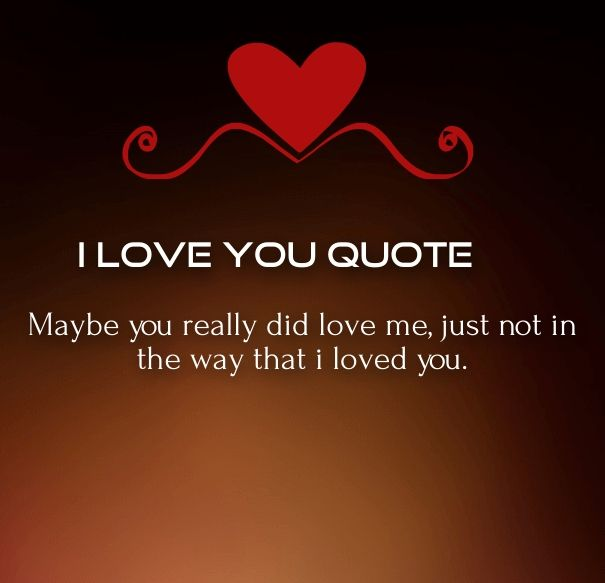 simple love quotes for him