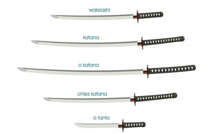 Pockie Ninja II Social: Ninja Spirit Weapon Types and ...  |Types Of Ninja Swords