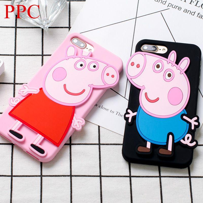 coque iphone 6 peppa pig
