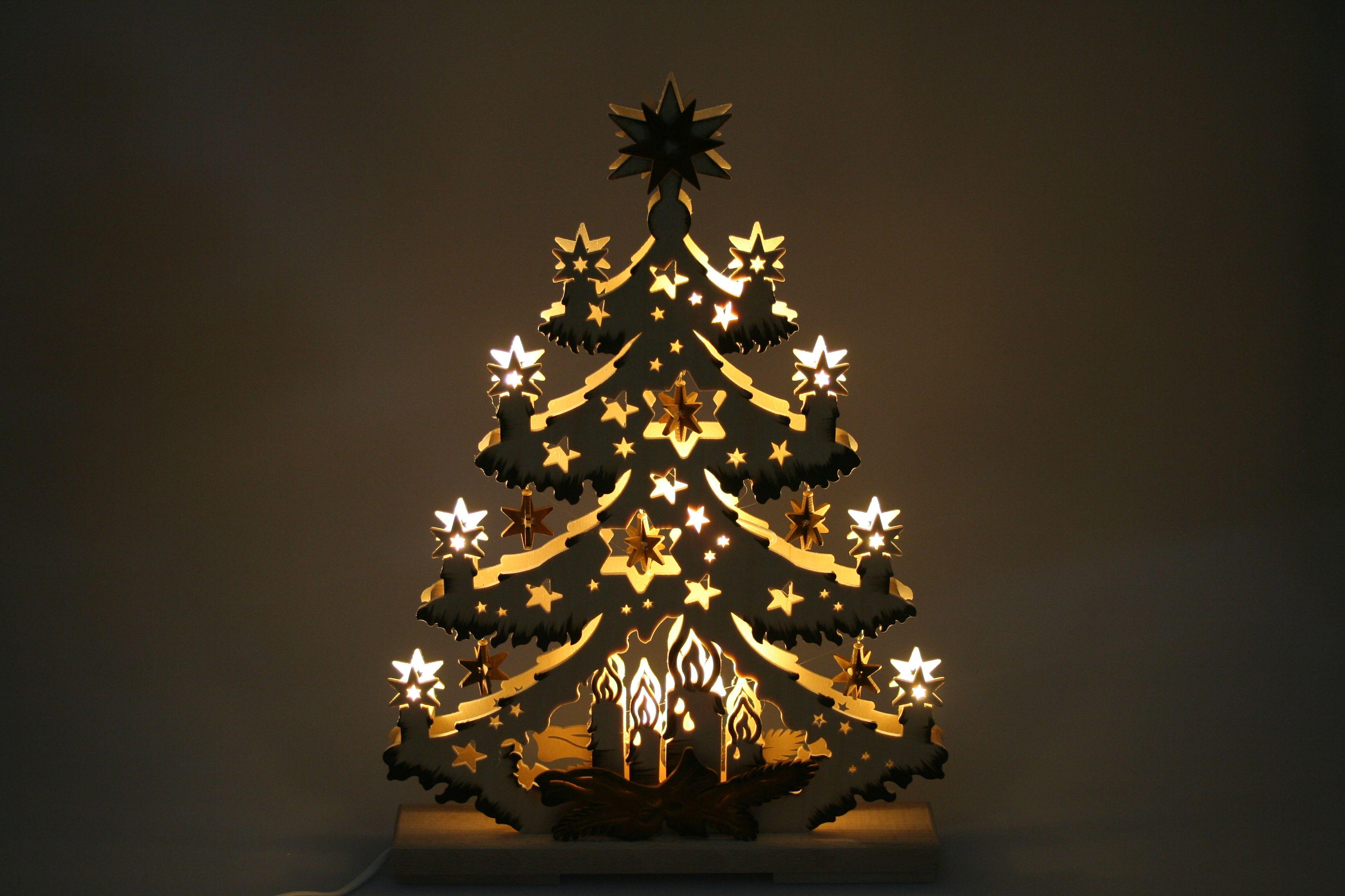 Idea De Dan Adams En Schwibbogen Navidad