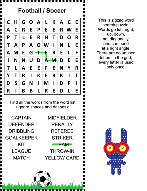 Football Soccer Word Search Kidspressmagazine Com Word Puzzles For Kids Spring Word Search Spring Words