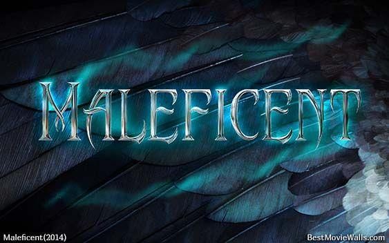 Maleficent Logo Movies Maleficent Maleficent 2014