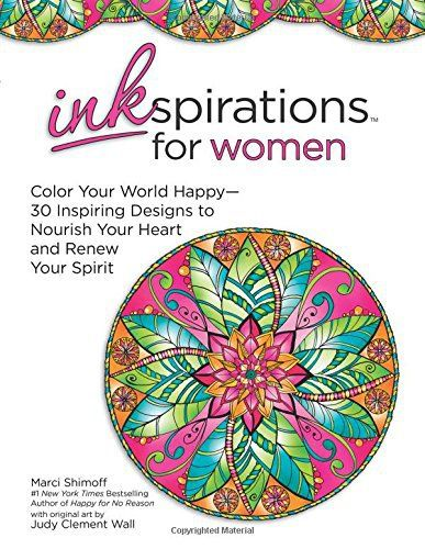 Inkspirations For Women Color Your World Happy