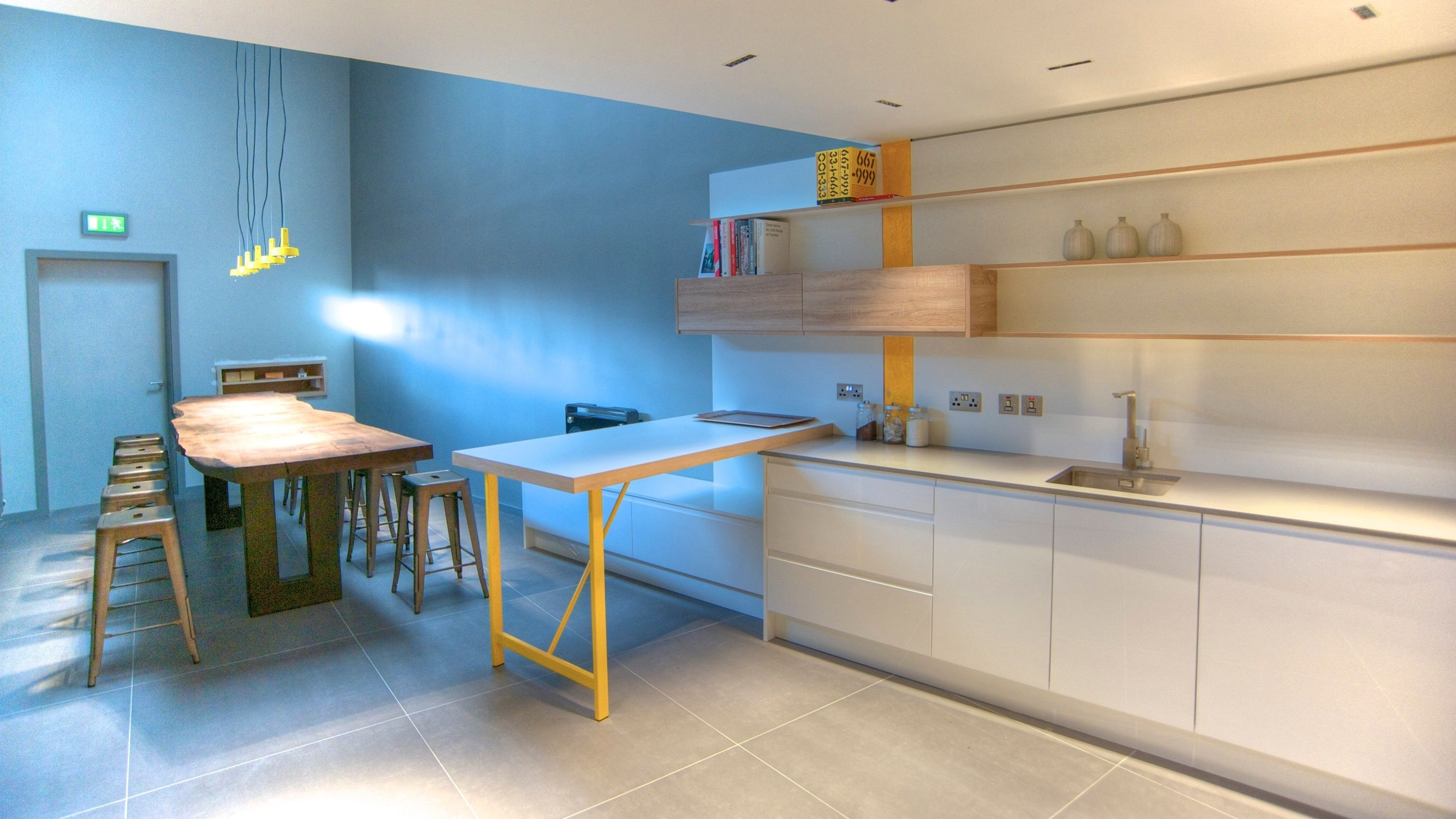 Our new kitchen from Rem-Roc in Kilkeel. We used really slim, glare ...