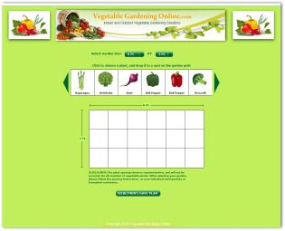 Planning A Garden Layout With Free Software And Veggie Garden
