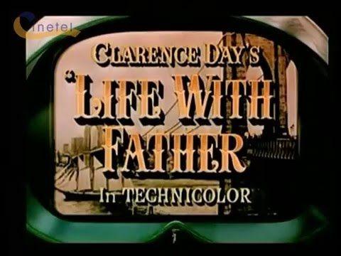VIVIR CON PAPA (Life With Father, 1947, Full Movie, Spanish, Cinetel) - YouTube