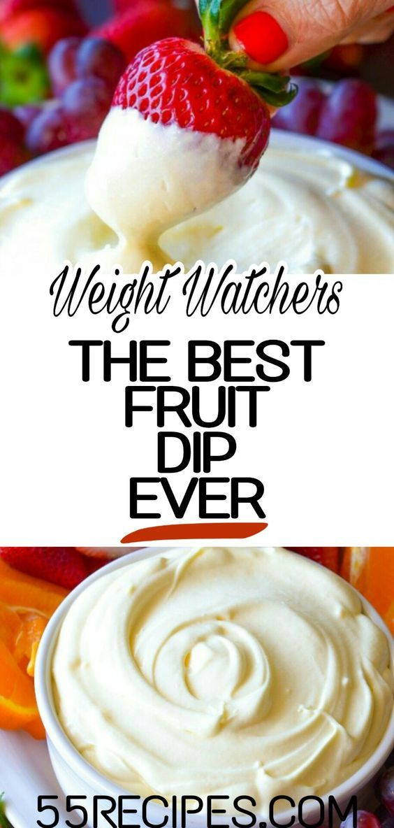The Best Fruit Dip Ever -   15 healthy recipes Desserts fruit ideas