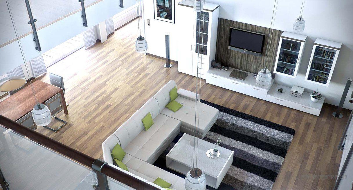 modern living room Dream Home Pinterest Modern living rooms