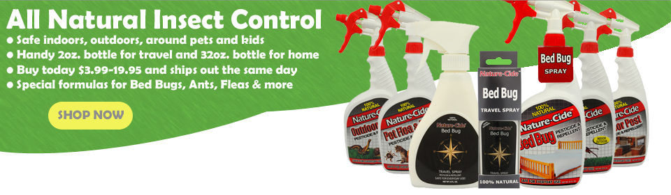 Nature Cide Flea And Tick Spray Review And Giveaway Flea