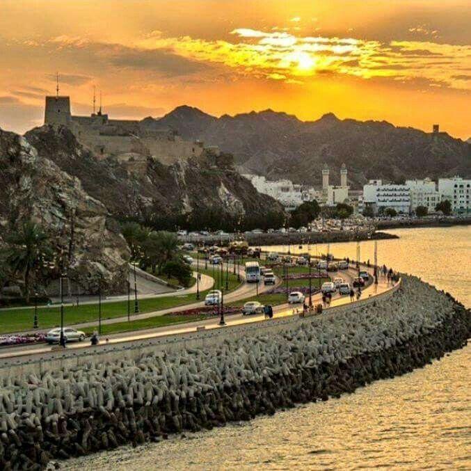Beautiful Muscat City Oman Muscat City Oman Tourism