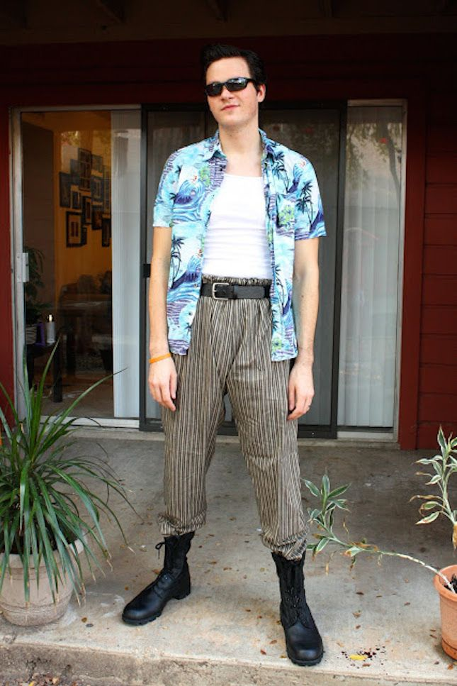 65 halloween costume ideas for guys - Ace Ventura Halloween Costumes