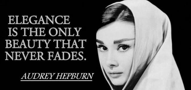 Famous Audrey Hepburn Quotes & Images Audrey hepburn
