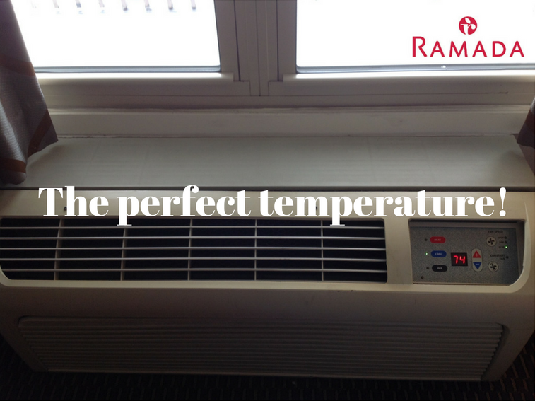Sleep in the perfect temperature no matter what time of