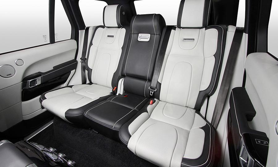 range rover interiors 2014 Range Rover Sport Interior