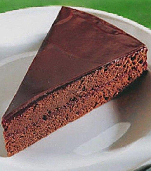 Feine Schokoladentorte #japanischerkäsekuchen