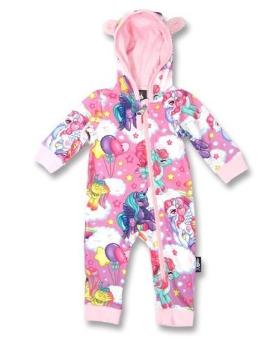 1fc6425fb Other Baby and Toddler Clothing 1070  Six Bunnies Baby Hooded Romper ...