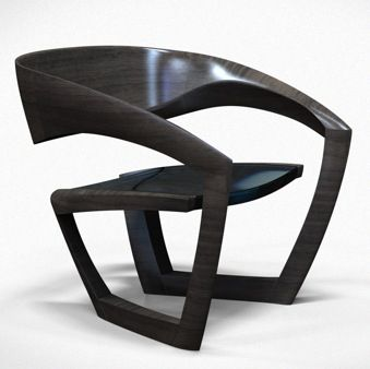 Vira Chair By Stefan Marjanovic