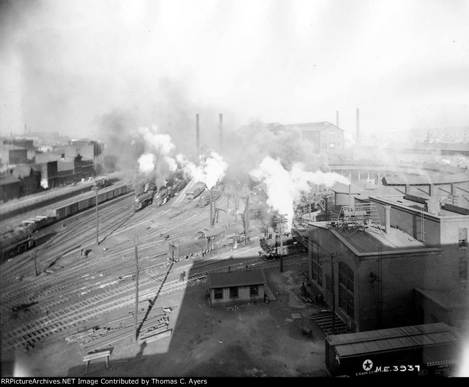 Pin by Rene Simons on Pennsylvania railroad in 2020 (With