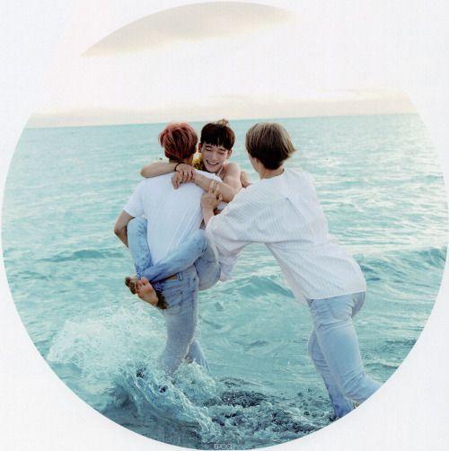 Kai, Chen, Sehun - 160924 Second official photobook u0027Dear - second hand k chen