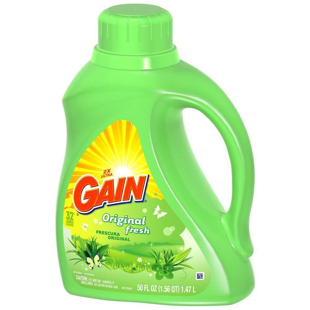 Tide Gain Detergent Only 1 94 Cvs Laundry Detergent Gain