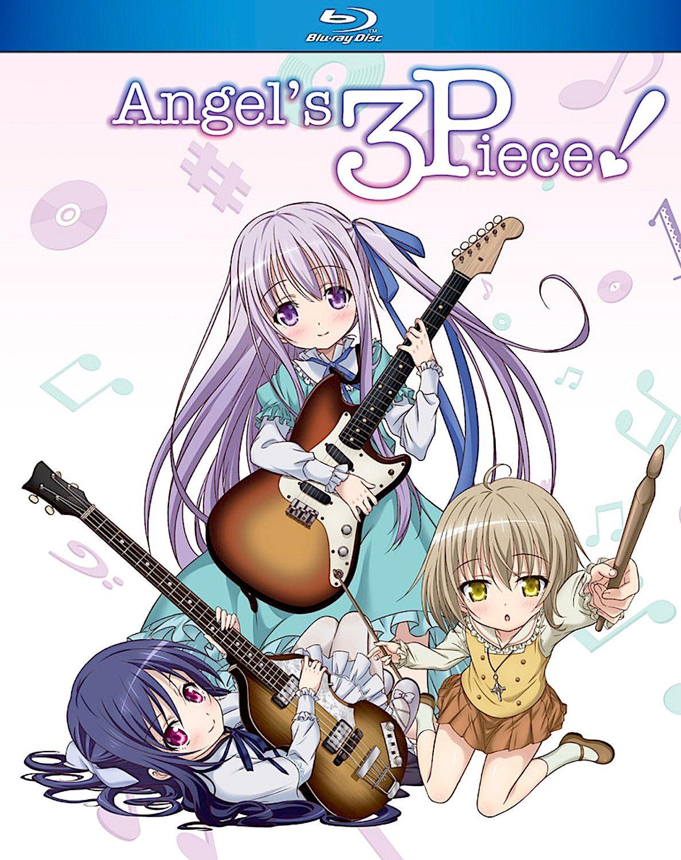 ANGEL'S 3PIECE! BLURAY (DISCOTEK MEDIA) in 2020 Cover