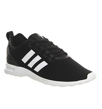 adidas ZX Flux Smooth W shoes black