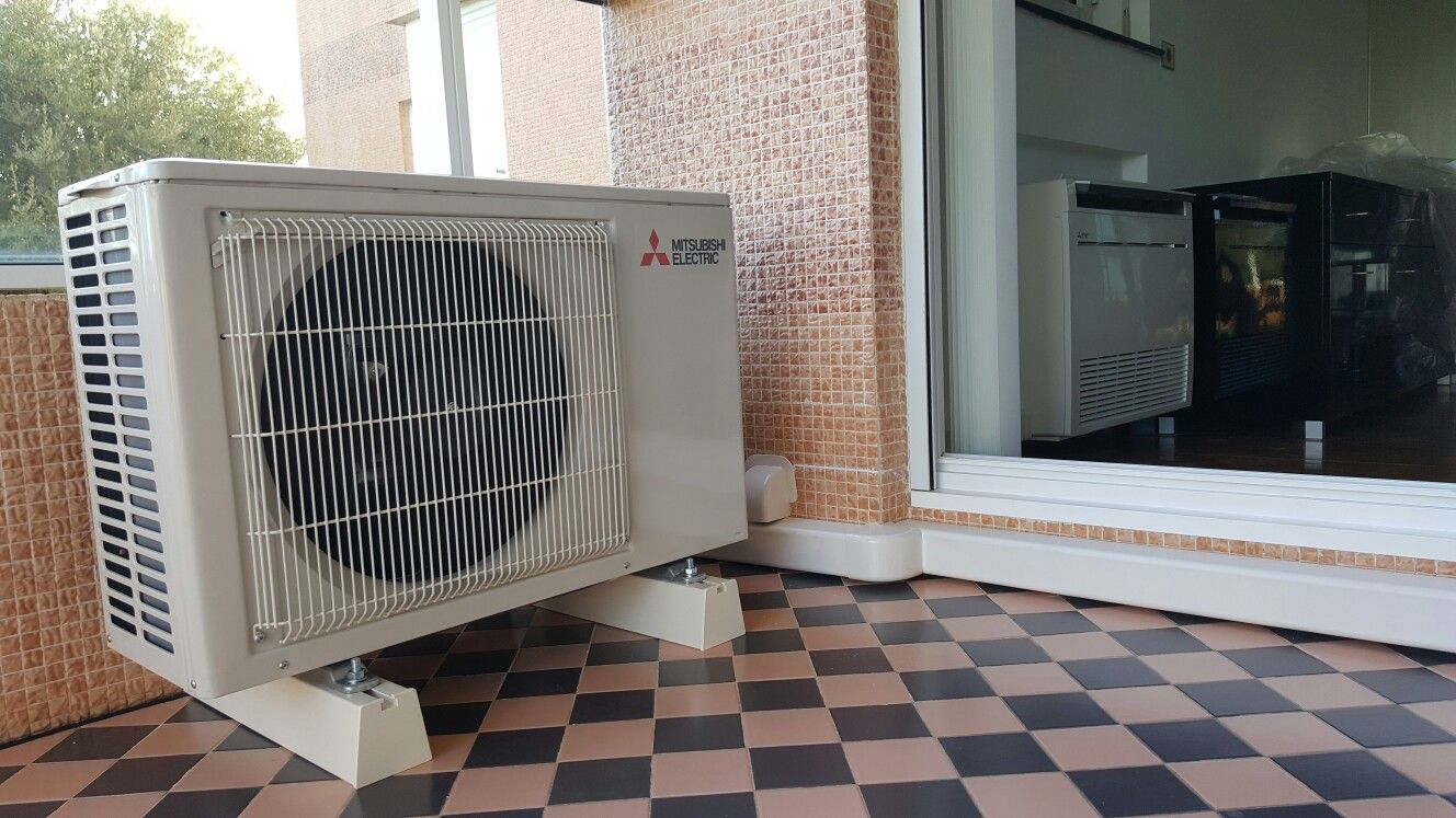 Installation Climatisation Dans Un Appartement A Roquebrune Cap