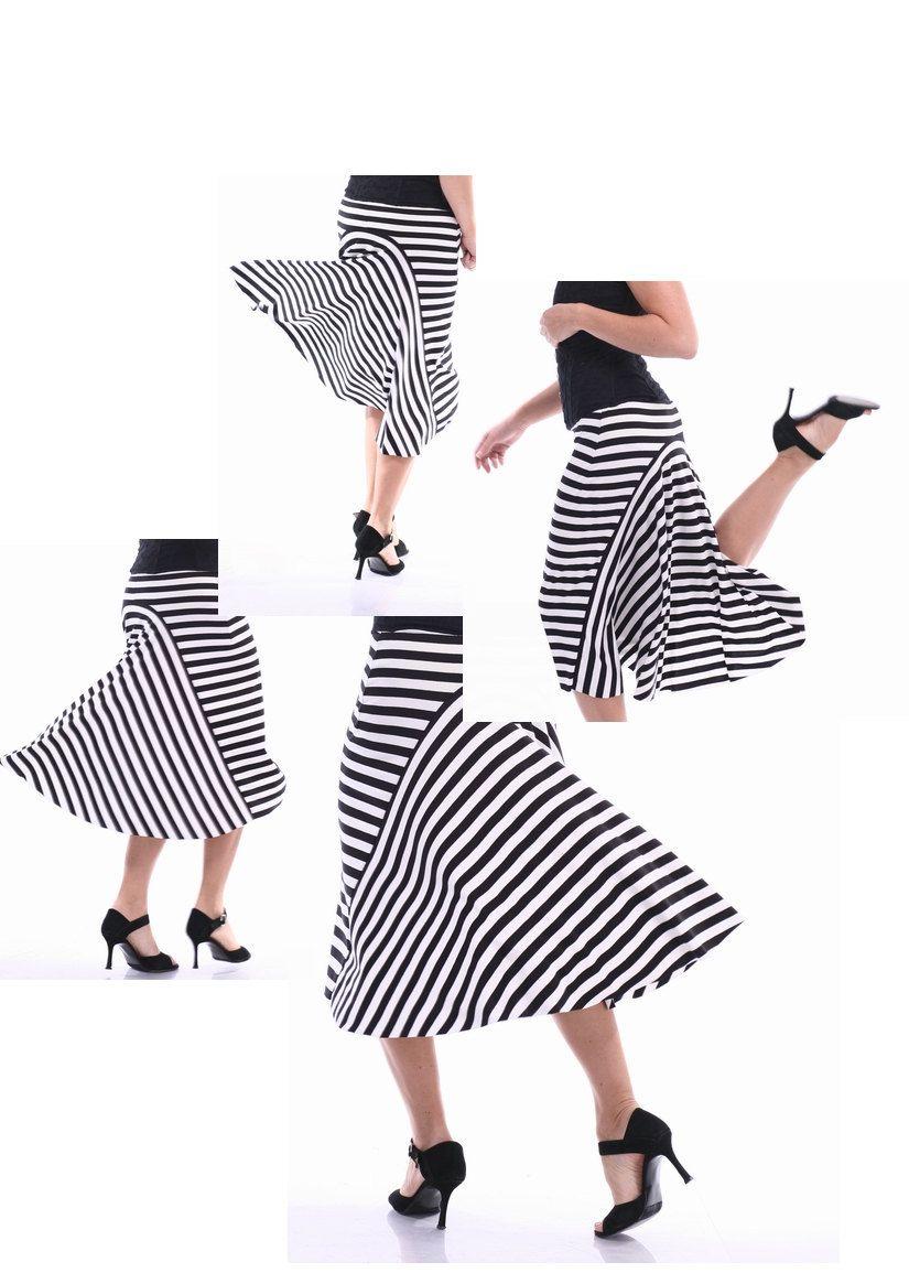 Как сшить юбку на танго