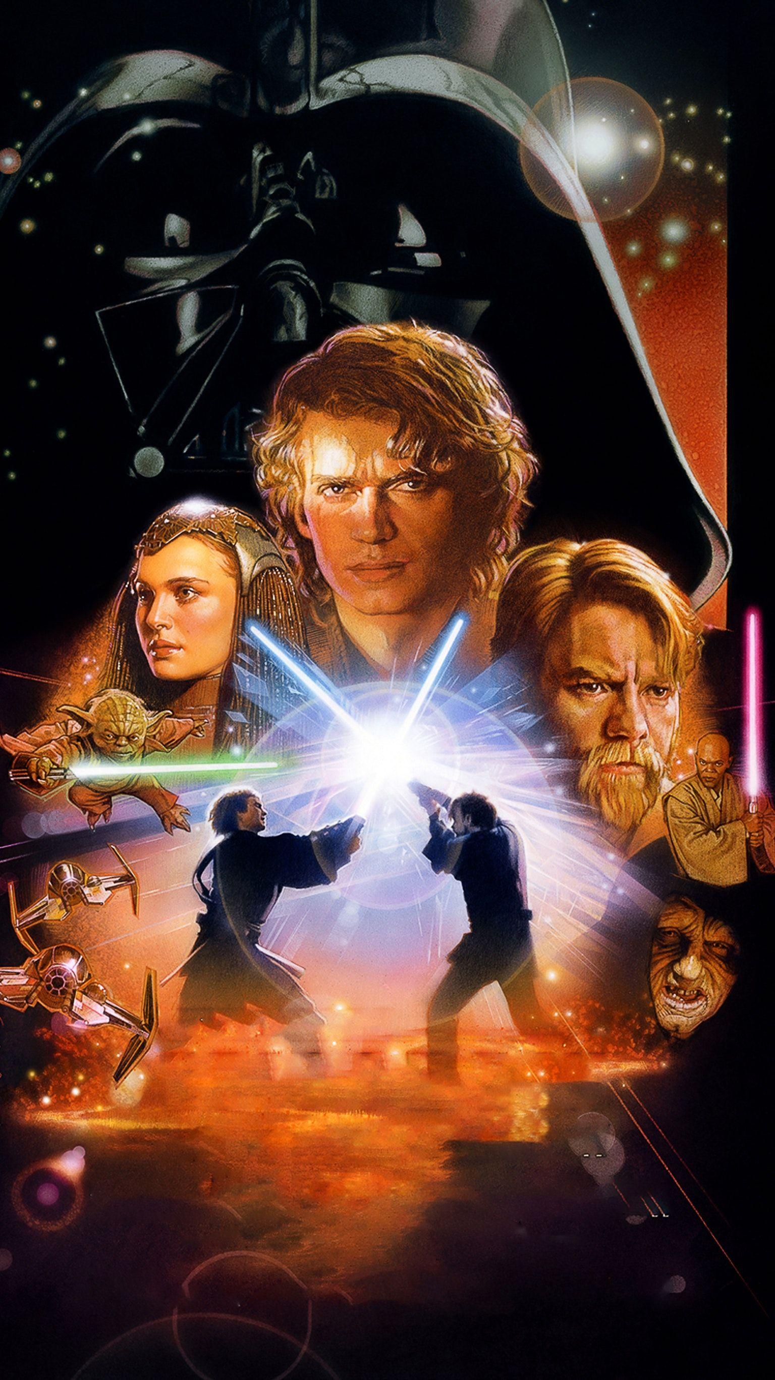 Die Rache Der Sith, Movie Plot, 3 Movie, Movie Revenge, Science Fiction