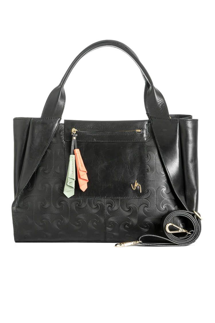 0871d5d0c Bolso maletín portátil de cuero para mujer 10727 | Bolsos | Vélez - Velez