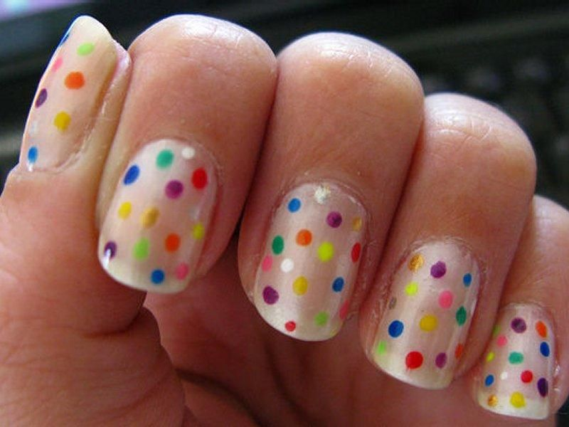 I\'ll have Macey do this for me when spring starts :) | Nail ideas ...