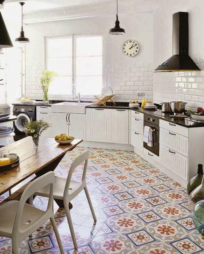 Comment Decorer Avec Le Carrelage Ancien 62 Photos Pour Decider Archzine Fr Carrelage Ancien Cuisine Moderne Decoration Maison