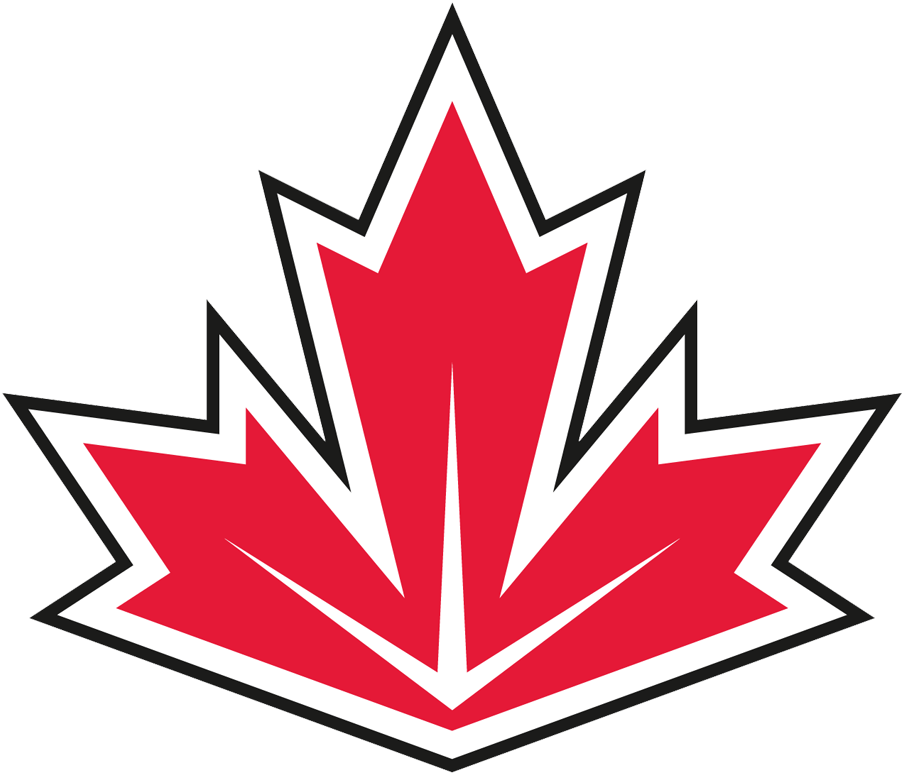 World Cup Of Hockey Team Logo Hockey World Cup Hockey Logos Canada Logo