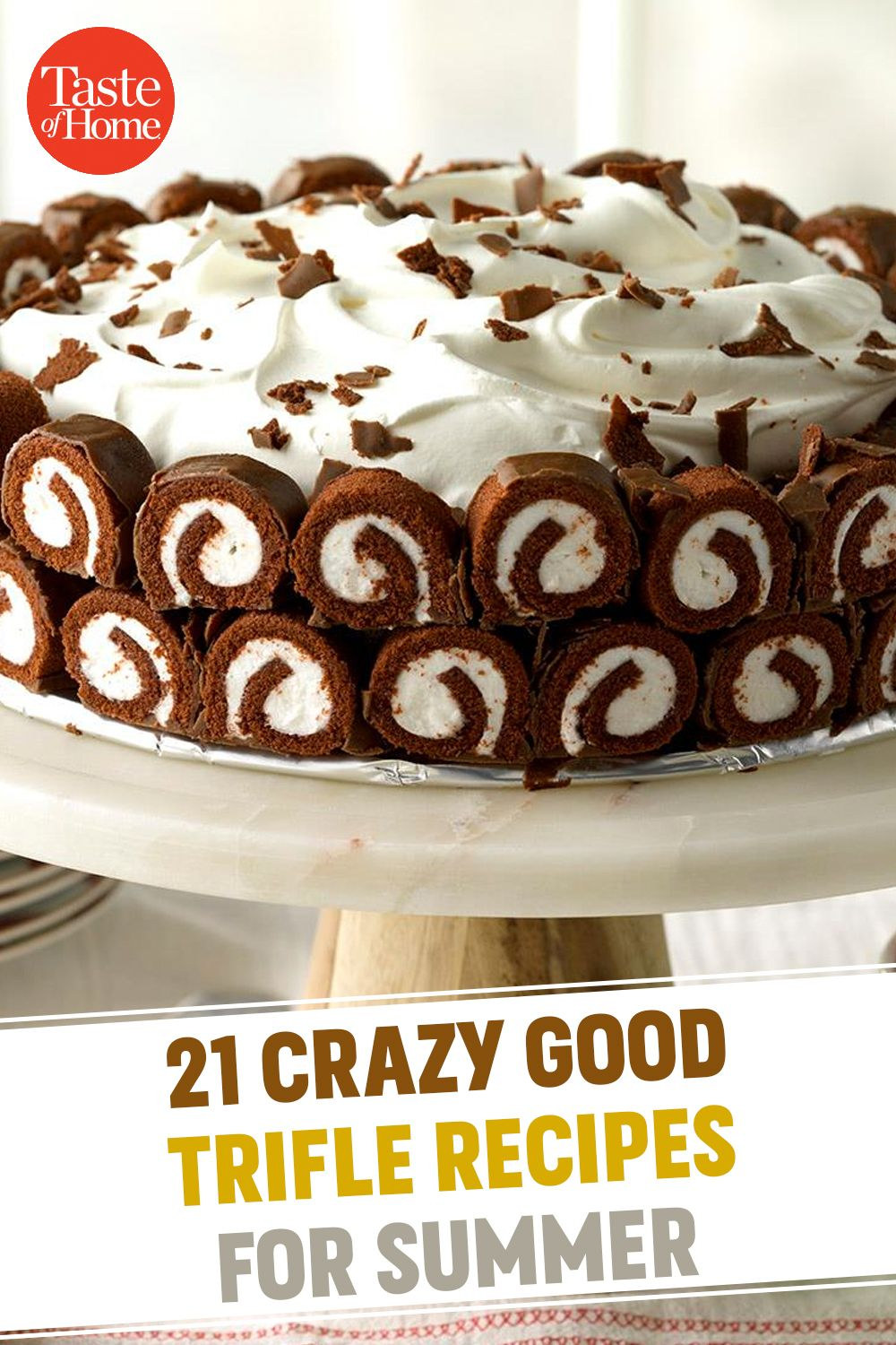 21 Crazy Good Trifle Recipes For Summer Easy Desserts Trifle Recipe Holiday Desserts