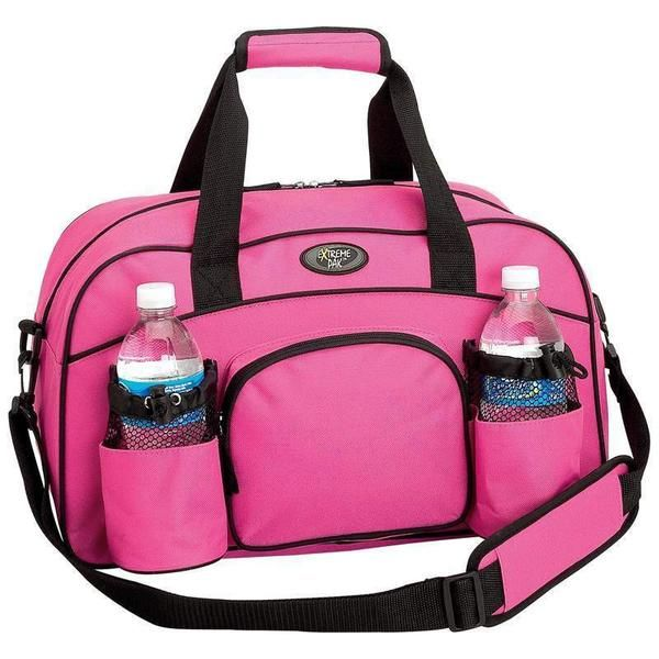 Extreme Pak Pink 18 Sport Duffle Bag See This Great Product