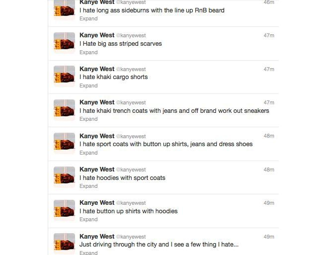 Kanye West S Best Angry Rants Kanye West Quotes Kanye West Twitter Kanye West