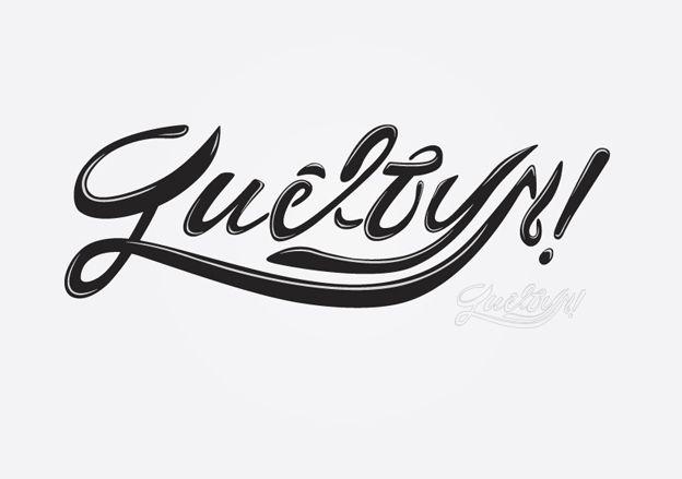 Photoshop custom fonts