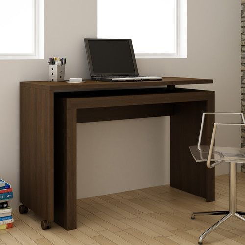 Erica Writing Desk With Nested L