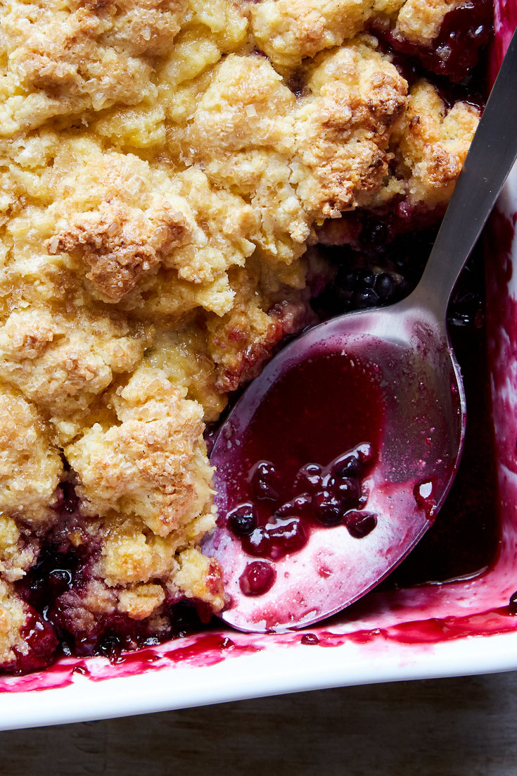 Blackberry Corn Cobbler Recipe NYT Cooking Recipes