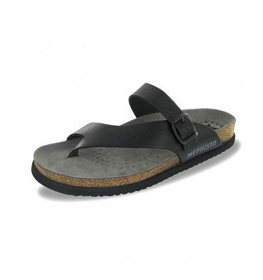 Mephisto Niels Chanclas Hombre Negro 44 STf2AdVAM