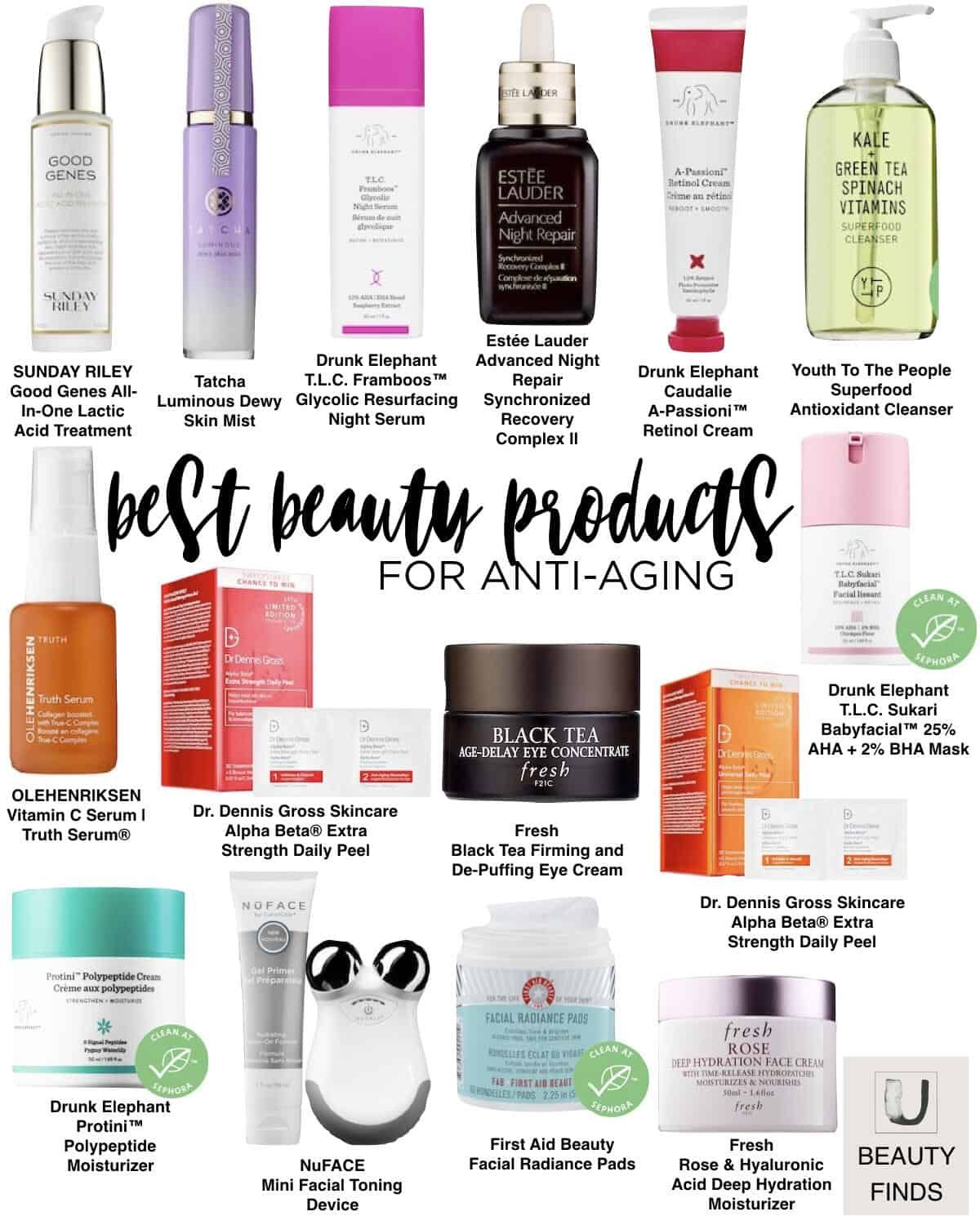 Skincare Best Sellers For Every Skin Concern Skin Care Best Skincare Products Aging Skin Care