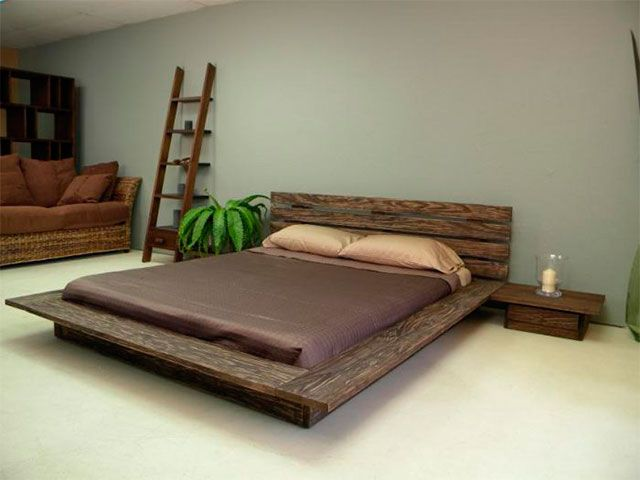 cama estilo japons Decorao Quarto Pinterest Decking Box