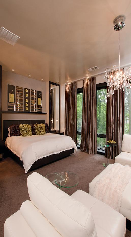 Burns Century Interior Design Home Bedroom Interior Design