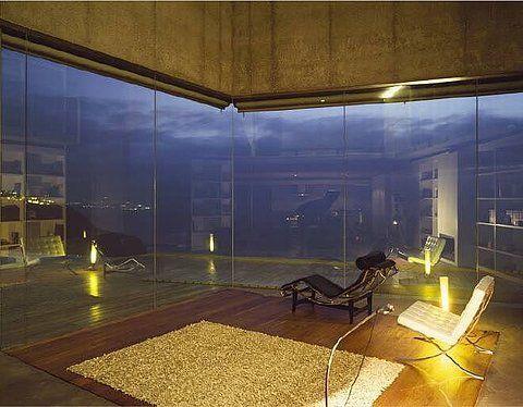 Arquitectura Arkinetia - Corona y P. Amaral Arquitectos | Casa en Tenerife (Fotos: Roland Halbe)