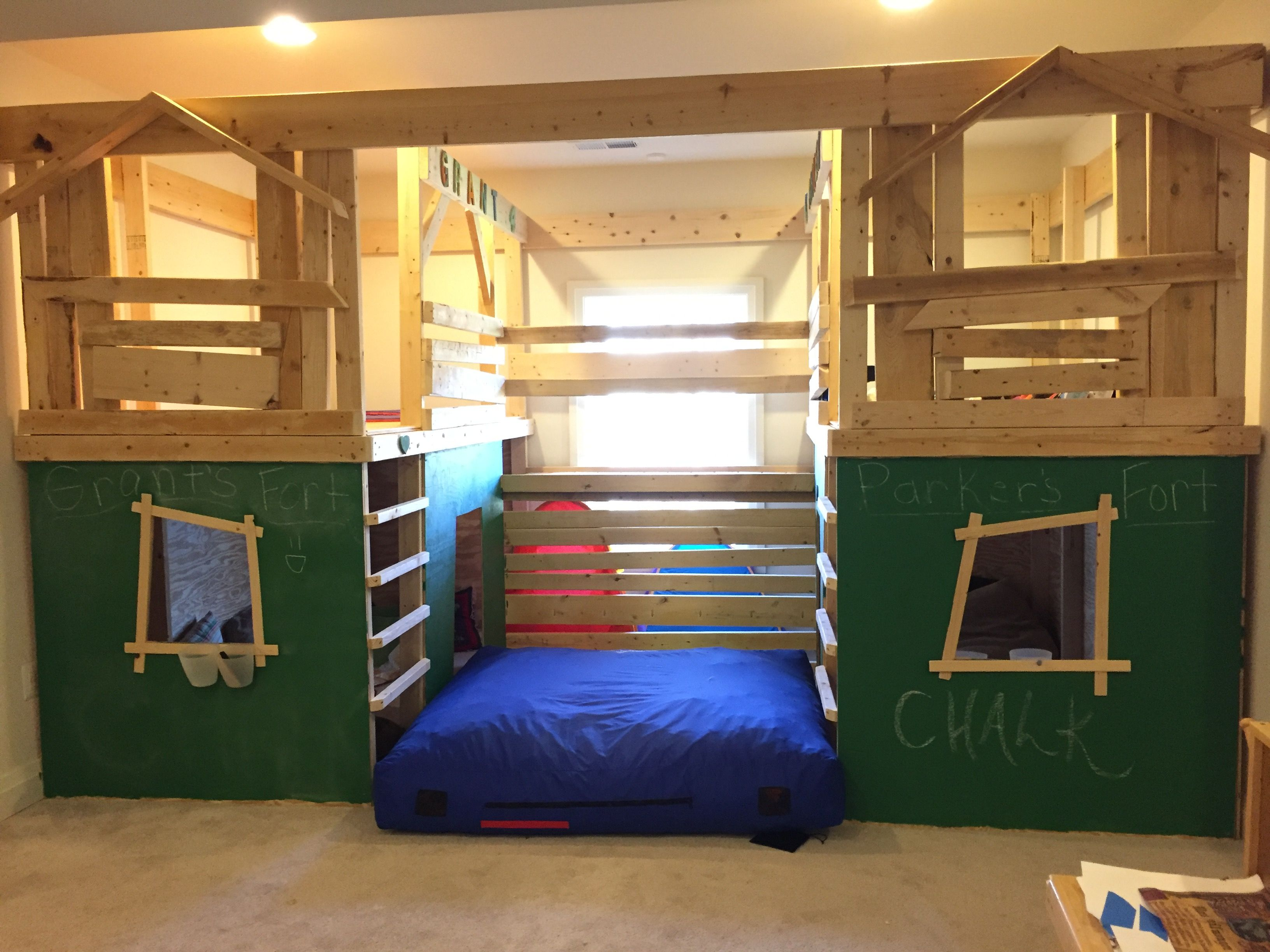 Ana White Diy Indoor Playground Diy Projects Diy Playground Indoor Playground Indoor
