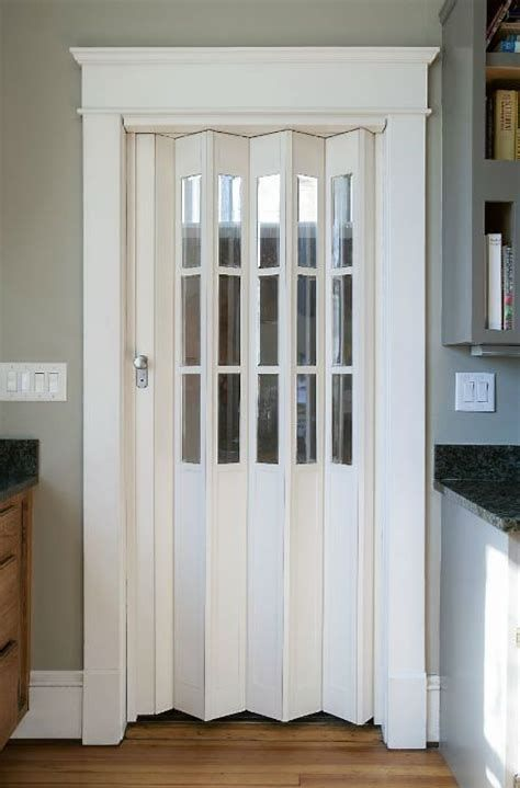 One Of The Most Fascinating Concept Behind Accordion Doors Is That They Are Rarely Made Use Of As Real Entr Accordion Doors Sliding Room Dividers Folding Doors