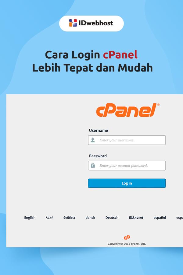 37++ Cara hosting web di cpanel information
