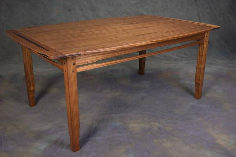 Greene And Greene Dining Table